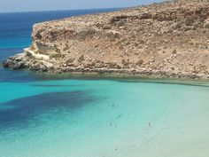 Lampedusa Rabbit beach