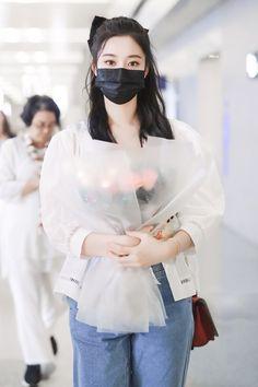 Xu Yiyang | Looks femininos, Looks, Feminino