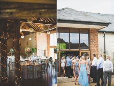 Louise and Craig's Bury Court Wedding. Photography by Fazackarley.