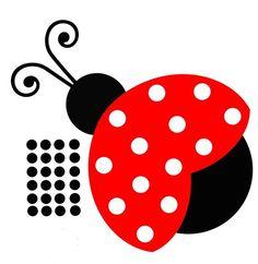 Resultado de imagen para vaquita san antonio dibujo San Antonio, Ladybug Crafts, Baby Shawer, Class Decoration, Diy And Crafts, Minnie Mouse, Clip Art, Disney Characters, Artwork