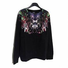 (マルセロバーロン) MARCELO BURLON DM4015 02 10 クルーネック プルオーバー スウェットシャツ 長袖 Tシャツ ブラック (並行輸入品) RICHJUNE (M) MARCELO BURLON(マルセロバーロン) http://www.amazon.co.jp/dp/B0148G1PUK/ref=cm_sw_r_pi_dp_BvM3vb1BJD1YC