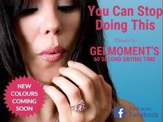 Get a gorgeous salon quality gel manicure at home!! Order your GelMoment here www.melcurran.gelmoment.com