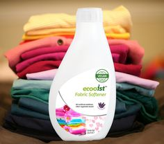 EcooIst Fabric Softener Organic Lavender uses ONLY plant-based ingredients and organic essential oils for smoother and softer fabrics. #ecooist #baby #natural #naturalproducts #naturalbabyproducts #babyproducts #babyproduct #naturalproduct #vegan #veganproduct  #vegansoap #fabricsoftener #naturalsoap #sensitive #forsensitiveskin #plantbased #noharmful #ahunderedpersentnatural #organic #organicbabyproduct  #organicbaby #organicmom#veganmom #veganlife #newstarting #newbeginning #healty