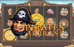 Pirates Arrr Us! – exklusiver #Preview – Merkur-Fans stehen goldene Zeiten bevor. Exklusiv vorab auf Spielautomaten-Online.info gibt es jetzt schon den Preview des neuen Merkur #PiratesArrr Us! Spielautomaten. Die Gauselmann AG zeigt sein Bestes. #PiratesArrrUs #MerkurSpiele