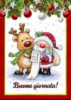 70 Fantastiche Immagini Su Buongiorno Natale Buongiorno Natale