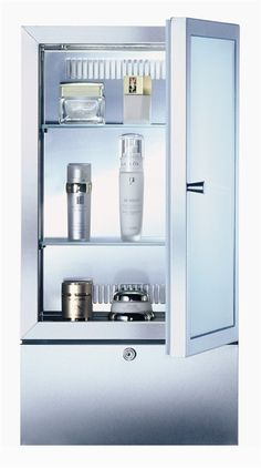 Biszet Cosmetic Cooler for the Beauty Guru - think of this as a refrigerator for the bathroom. I always wondered why small coolers or fridges weren't built into bathrooms or made to fit into bathrooms because a lot of cosmetics, medicines, and homemade bath and beauty mixes would find a fabulous home in a cosmetic cooler.