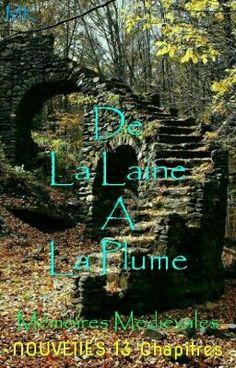 """1e chapitre """" P r o l o g u e """" de mon histoire """" De La Laine A La Plume """"."""