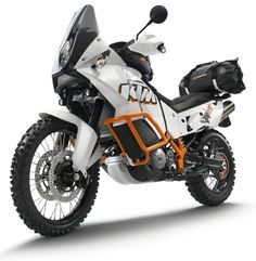 KTM 990 Adventure - Baja Edition