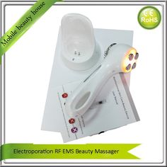 64.85$  Watch now - http://alihp0.worldwells.pw/go.php?t=32650860909 - Mini Portable USB Rechargeable Sonic Vibration RF Photon Skin Tightening Wrinkle Removal Anti Aging Beauty Massager 64.85$