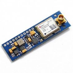 11DOF IMU 3.3V Board HMC5883L BMA180 BMP085 ITG3200 NEO-6Q GPS