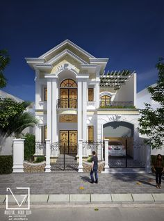 Binh Phuoc House - Viet Nam on Behance