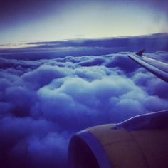 #LaFelicidadEsViajar #vueling La felicidad es simplement volar....