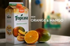 New Tropicana Products Launched in Canada, Raomarketing