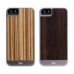 Case-mate Wood Case für iPhone 5 bei www.StyleMyPhone.de