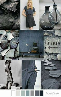 Love this colour grey #moodboard