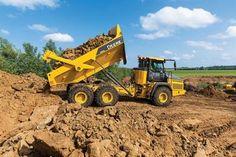 John Deere E Series ADTs | Construction Equipment