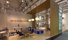 Furninova AB stand at IMM Cologne by Ambiente A/S, Cologne exhibit design