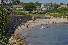 Old Garden Beach in Rockport