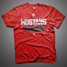 2013-VOLLEYBALL-MUSTANG-STRONG-T-SHIRT
