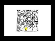 Zentangle Patterns   Tangle Patterns? - Bumpkenz - YouTube