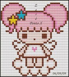 Cross Stitching, Cross Stitch Embroidery, Hand Embroidery, Cross Stitch House, Cross Stitch Charts, Graph Paper Art, Butterfly Cross Stitch, Modern Cross Stitch Patterns, Little Twin Stars