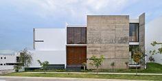 4-Cores para fachadas de casas