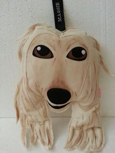 Handmade Personalized Dog Caricature Cream Afghan Hound Plush Pillow | #pet #puppy #animal #roomdecor #homedecor #decorations #kids #teen #dorm #baby #crib #bed #bedroom #bedding #birthday #partyfavor #gift #toy #doll #plushies #pillowpet #fandom #fanart #fanartmerchandise | http://www.rbitencourtusa.com/#!product/prd1/3395939301/handmade-dog-caricature-cream-afghan-hound