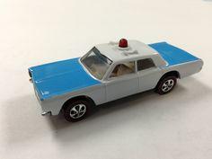 Hot Wheels Redline Police Cruiser Prototype Vintage Hot Wheels, Vintage Cars, Nostalgic Candy, 1960s Toys, Matchbox Cars, Hot Wheels Cars, Hunts, Fire Trucks, Cops