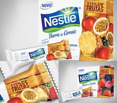 Chatterbox Cereal by Tara Baker Jordans Cereal by Envirokidz Organic Cereal by Sarah Machicado Fresh & Easy Kids Cereals by P&W Mom's Best Naturals by Kick Spooners by Kick Be Natural by Loop Branding. Cereal Packaging, Food Packaging, Packaging Design, Kids Cereal, Cereal Bars, Candy Recipes, Snack Recipes, Snacks, Organic Cereal