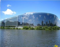 I spent a week at the European Parliament in Strasbourg, France during my internship in college