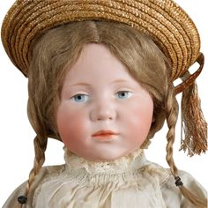"Kammer Reinhardt 101 Character Doll ""Marie"" - 19 Inch from beckysbackroom on Ruby Lane"