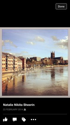 Worcester- there are so many beautiful places in the UK