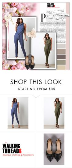 """""""The Walking Threads 14/30"""" by ado-duda ❤ liked on Polyvore featuring thewalkingthreads"""