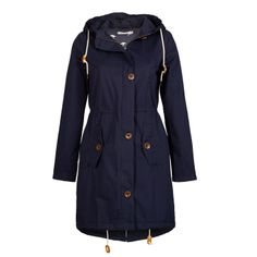 Armedangels Jacke Luise navy Raincoat, Product Description, Inspiration, Organic, Fashion, Woman Clothing, Jackets, Rain Jacket, Biblical Inspiration