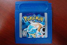 Pokemon Blue Version -Gameboy $25