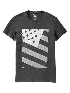 Flag T: gap.com exclusive
