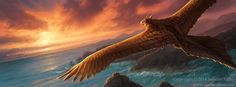With Wings - Digital Weird Creatures, Magical Creatures, Fantasy Creatures, Fantasy Story, Fantasy Art, Final Fantasy, Fantasy Beasts, Mythological Creatures, Types Of Art