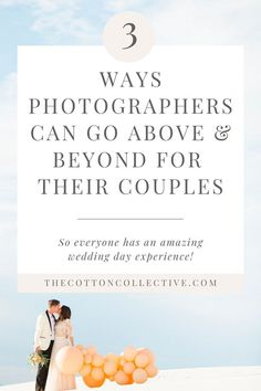3 Ways Photographers Can Give Their Brides an Amazing Wedding Day Photography Experience - photography business tips Wedding Photography Checklist, Photography Business, Food Photography, Wedding Event Planner, Wedding Planning Tips, Photography Tips For Beginners, Photography Tutorials, Wedding Beauty, Wedding Day