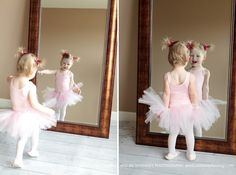 little girl ballerina pictures | Alli McWhinney Photography