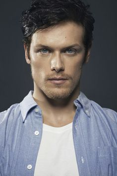 "Sam Heughan - Cast as Jamie Fraser in the upcoming TV show ""Outlander"". Spring 2014 release date!!"