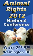Animal Rights 2012 National Conference, Washington D.C.