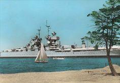Battleship Jean Bart