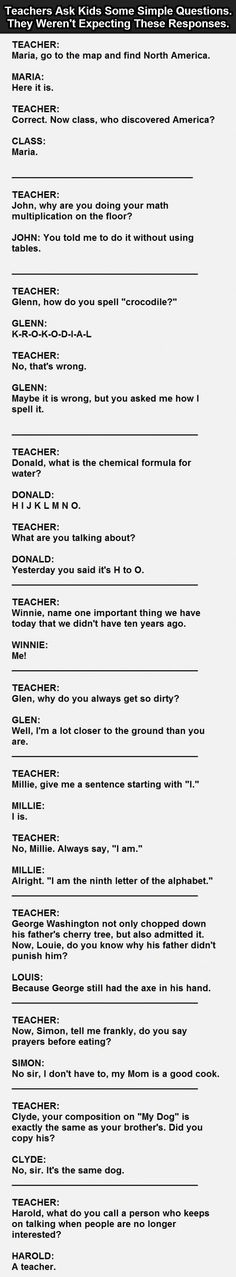 These Kids Just Outsmarted Their Teachers.