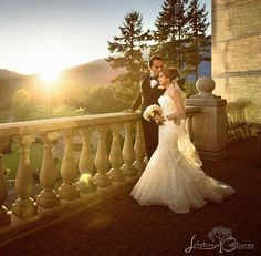 awesome Vancouver wedding Check out that sunset! Our bride and groom are on one of the third floor patios here and timing was perfect! Photo Credit: Lifetime Captures Photography by Perfect Photo, Be Perfect, Vancouver Wedding Venue, Brides Room, Wedding Pics, Wedding Dresses, Vintage Centerpieces, Capture Photography, Sunset Photos