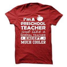 IM A PRESCHOOL TEACHER T Shirt, Hoodie, Sweatshirt
