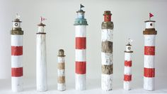 Driftwood sculptures by Kirsty Elson - Period Living