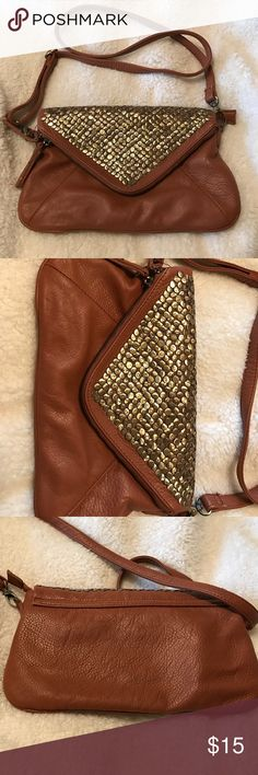 Crossbody! Super cute crossbody handbag!! Gently used. From Nordstrom. Bags Crossbody Bags