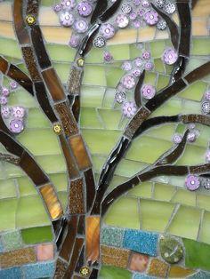 Mosaic Tree - Christine Brallier