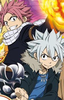 anime Fairy Tail x Rave