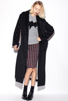 MURUA(ムルーア)★【CASUAL】BATMANロゴスウェット【011440602401】★ViVi公式ファッション通販|NET ViVi CC sweatshirt